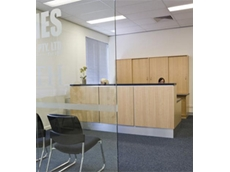 John Barnes & Co Qld's office fit our designed by The OFS Group