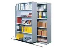 Versatrac mobile shelving