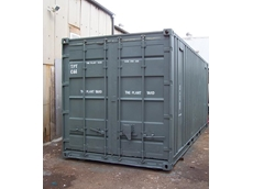 Lockable Shipping Storage Containers