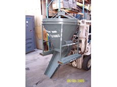 The Plant Yard Pty Ltd Concrete Kibble offered on the Sydney Forklift Hire Equipment wesbite