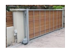 Comprehensive range o sliding gates available from The Sliding Gate Company