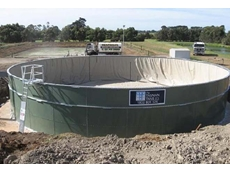 Environmentally protective large capacity tank