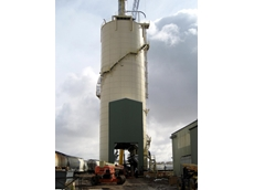 RTP Dry Bulk Storage Silo