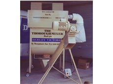 Dust extractors from The Thorough Mixer Australia