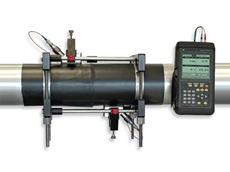 New GE ultrasonic clamp-on flow meters