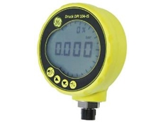 New version digital pressure gauge from Thermo Fisher Scientific