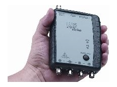 Portable dynamic signal analyser