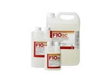 This super concentrated cleaner and disinfectant is safe for use with humans and animals and is eco-friendly