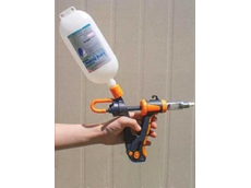 Back Bottle Mount Vaccinator