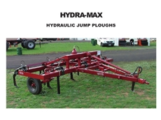 HYDRA-MAX Hydraulic Jump Ploughs for Effective Soil and Crop Management from Tilco