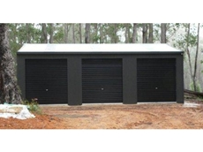 Australian Made Domestic Sheds, Garages and Carports from Tilmac