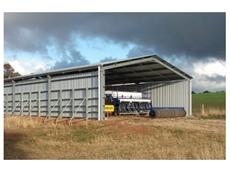 Australian Made Heavy Duty Rural Sheds from Tilmac