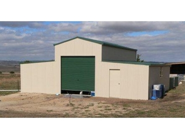 Australiana Barns are Perfect for Garages, Stables and Farm Sheds