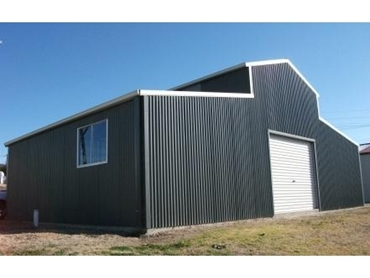 Tilmac's Sheds are Designed to Withstand Harsh Australian Conditions