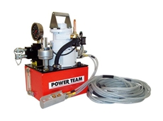 Power Team Hydraulics and Pumps from Titan Techonologies