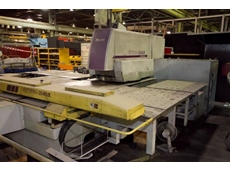 High Speed Turret Punch Press