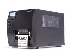 Toshiba BEX4 industrial label printer
