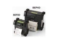 "2"" B-EP2DL and the 4"" B-EP4DL portable label printers"
