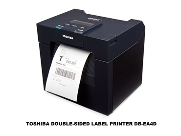 Double-Sided Label Printer by Toshiba
