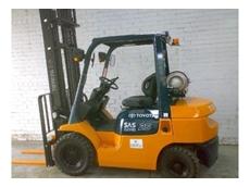 LPG Forklifts - Toyota LPG Forklifts