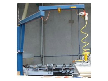 Reliable and durable lifting and handling machinery