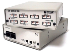 DI-1000TC Series Instruments for Temperature Measurement