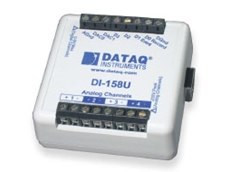 DI-158 Series of Compact Data Acquisition Starter Kits