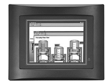 Total Turnkey Solutions' GOT-3570T compact fanless touch panel computers