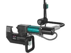 Tox Pressotechnik offers Handheld/Machine Tongs for sheet metal clinching applications
