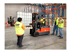 TAFT sought a range of load-shifting equipment from TMHA to equip its new facility at Somerton in Melbourne's north