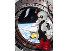Toyota's robonaut Kirobo - first robot to speak in space