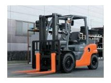 Toyota's new 8-Series forklift