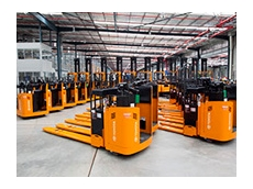 Toyota maintains forklift market leadership