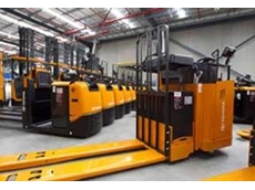 Industry figures show TMHA captured over 30% of the total Australian forklift market in 2011