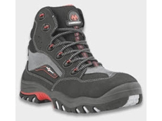 Aimont Leopard safety shoes