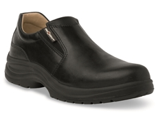 The 'Bella' slip on womens safety shoe from European safety footwear manufacturer, Aimont