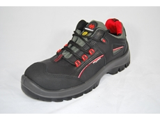 Electrostatic discharge safety footwear