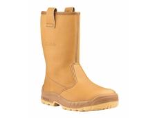 The Jalaska rigger boot