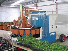 Demtec DT-3016 Potting Machine