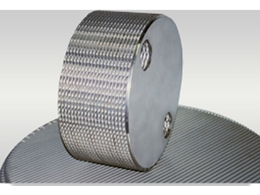 Tranter Shell & Plate Heat Exchangers pack a tremendous amount of heat transfer surface area into a very small footprint