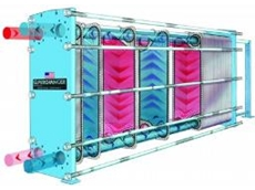 The Tranter Superchanger plate and frame heat exchanger is available