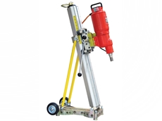 Sumo drill rig