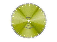 Traxx RAT G1000 series diamond blade