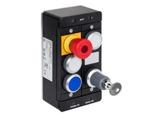 The new compact MCM extension module has two slots and can be assembled with up to six control or application elements