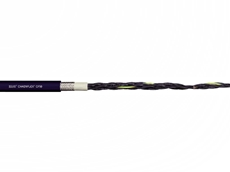 CF10 – TPE control cable, shielded