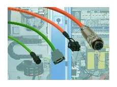 Cables for servo drives