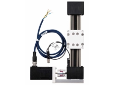 Cost-effective linear drive system with motor from Treotham