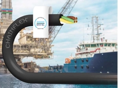 DNV GL certified cables for maritime e-chains