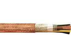 Treoflex EMC shielded cables