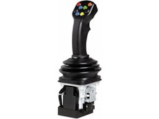 Euchner Industrial Joystick switches available from Treotham Trading